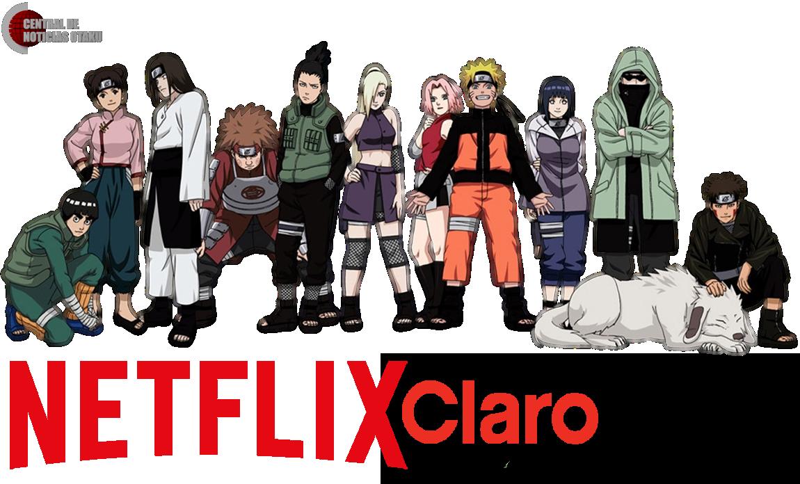 Naruto shippuden doblaje latino