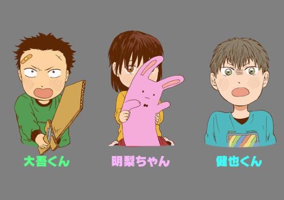 t-sensei-anime-disenos-personajes-alumnos-1